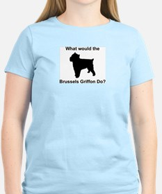 What would the Brussels Griff T-Shirt