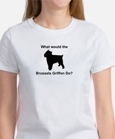 What would the Brussels Griff Women's T-Shirt