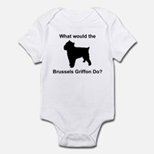 What would the Brussels Griff Infant Bodysuit