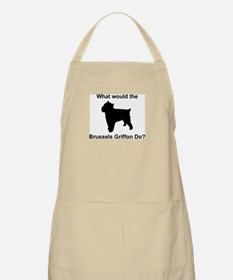 What would the Brussels Griff BBQ Apron
