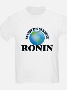 World's Sexiest Ronin T-Shirt