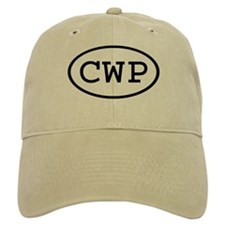 CWP Oval Baseball Cap