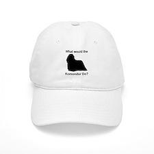 What would the Komondor do Baseball Cap
