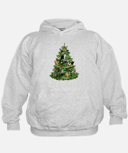 Cats in Tree Hoodie