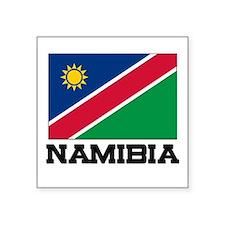 """Cute Namibia Square Sticker 3"""" x 3"""""""