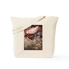 Rackham's Alices Tote Bag