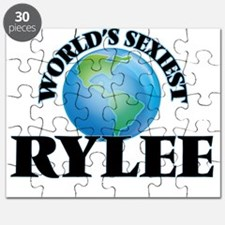 World's Sexiest Rylee Puzzle