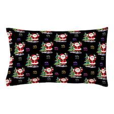 Santa Clause Christmas Pillow Case