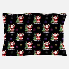 Santa Clause Christmas Pillow Case