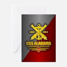 CSS Alabama Greeting Cards