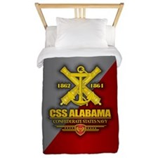 CSS Alabama Twin Duvet