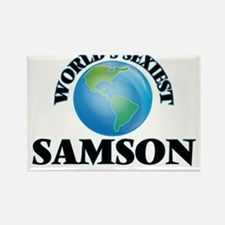 World's Sexiest Samson Magnets