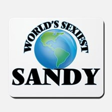 World's Sexiest Sandy Mousepad