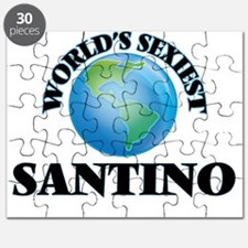 World's Sexiest Santino Puzzle
