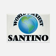 World's Sexiest Santino Magnets