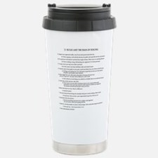 21 Rules & Truisms of Fencing Mugs