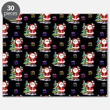 Santa Clause Christmas Puzzle