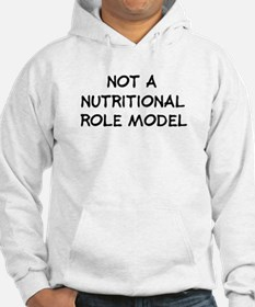 Not A Role Model Hoodie