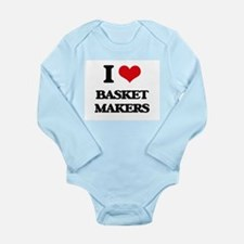 I love Basket Makers Body Suit