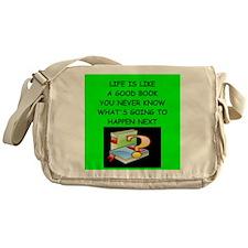 life Messenger Bag