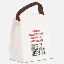 read Canvas Lunch Bag