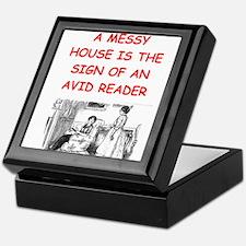 read Keepsake Box