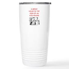 read Travel Mug