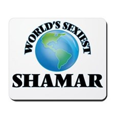 World's Sexiest Shamar Mousepad