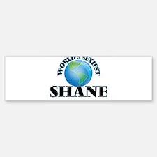 World's Sexiest Shane Bumper Bumper Bumper Sticker