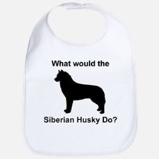 What would the Siberian Husky Bib