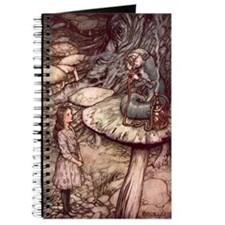 Alice and the Caterpillar Journal