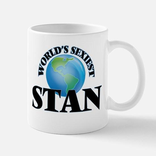 World's Sexiest Stan Mugs