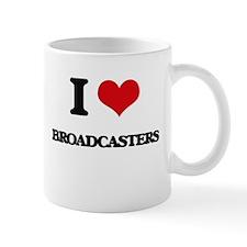 I love Broadcasters Mugs