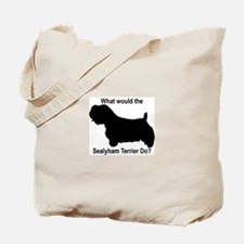 What would the Sealyham Terri Tote Bag