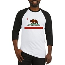 Cute California flag Baseball Jersey