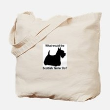 What would the Scottish Terri Tote Bag