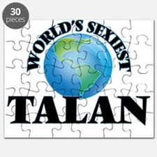 World's Sexiest Talan Puzzle