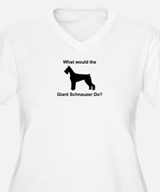 What would the Giant Schnauze T-Shirt