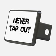 Never Tap Out Hitch Cover