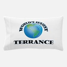 World's Sexiest Terrance Pillow Case