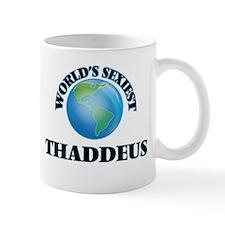 World's Sexiest Thaddeus Mugs