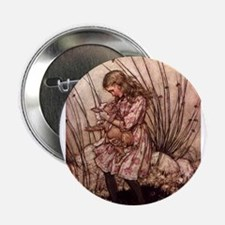 Rackham's Alice with Pig Button