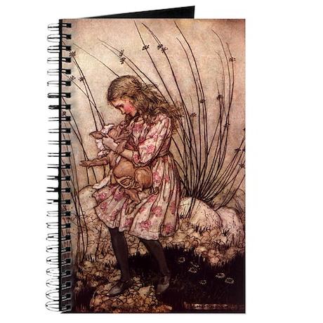 Rackham's Alice with Pig Journal