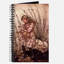 Rackham's Alice with Pig Journal