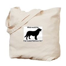 What would the Flat Coated Re Tote Bag