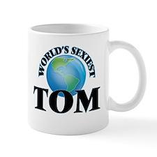 World's Sexiest Tom Mugs