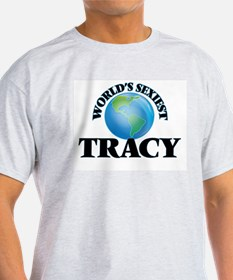 World's Sexiest Tracy T-Shirt