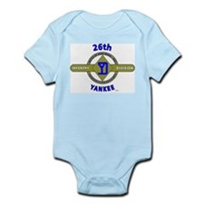26TH Infantry Division Yankee Body Suit