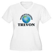 World's Sexiest Trevon Plus Size T-Shirt