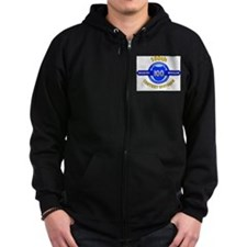 100th Infantry Division Century Zip Hoody